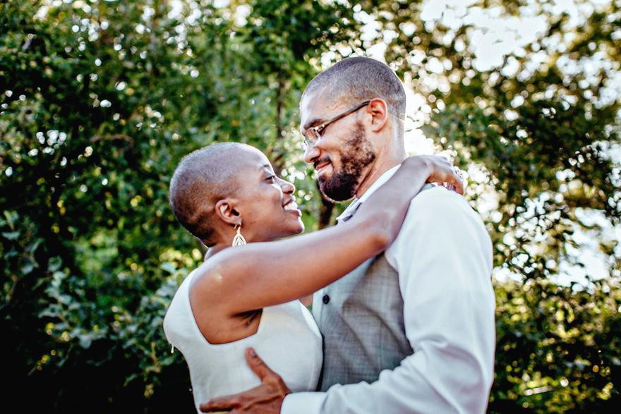 Montana Wedding Photography: Derria & Roland